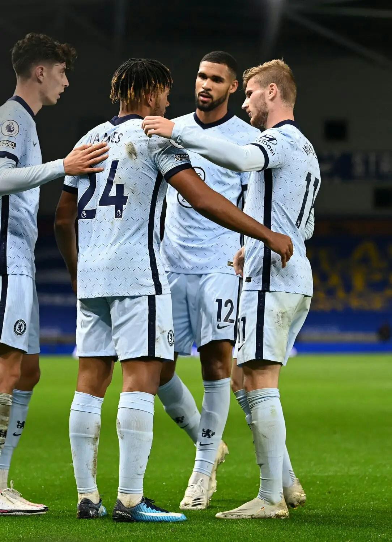 Chelsea Defeat Brighton, Clinch 2000th Premier League Points