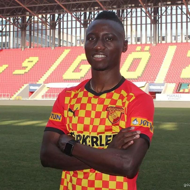 Ex-Flying Eagles Midfielder Nwobodo Joins Turkish Club Goztepe