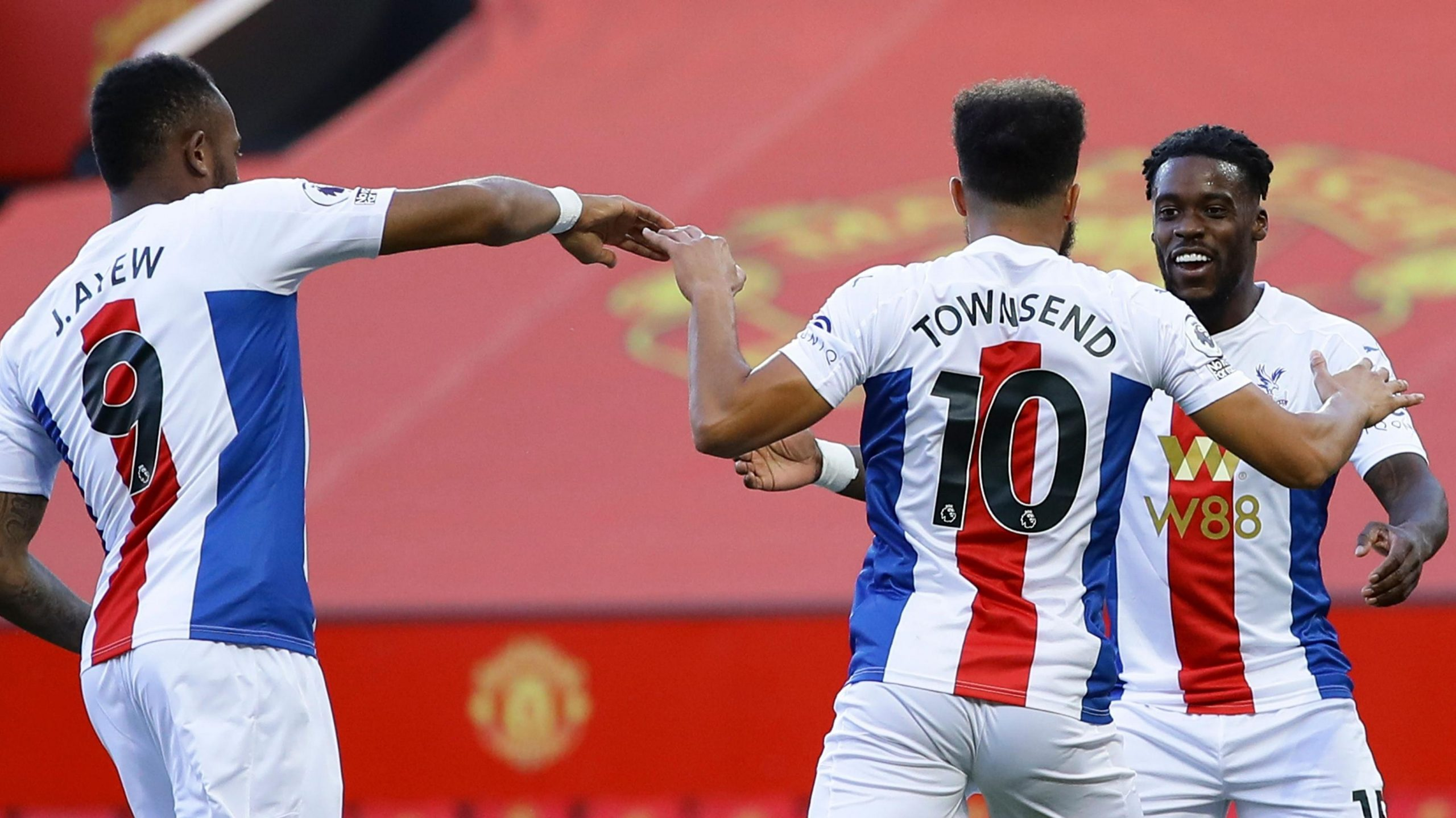 Premier League: Ighalo, Eze In Action As Palace Shock Man United At Old Trafford