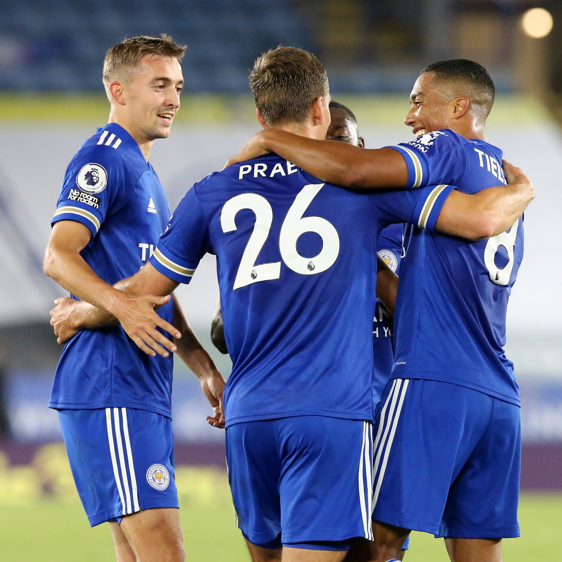 Ndidi In Action, Iheanacho Benched As Leicester Beat Burnley To   Go Top