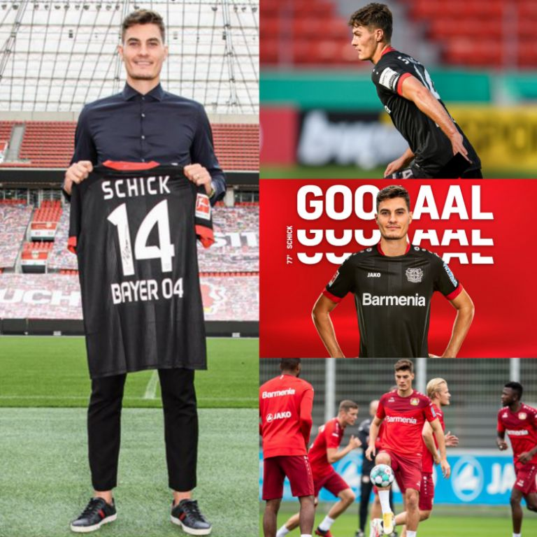 INTERVIEW – Schick: I Want To Score Plenty Goals, Help Leverkusen Finish In Bundesliga Top 4