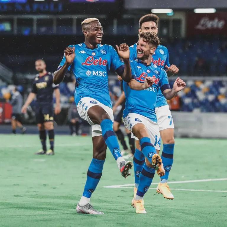 Gattuso Hails Osimhen As Kind Of Great Striker Napoli Lacked  Last Season