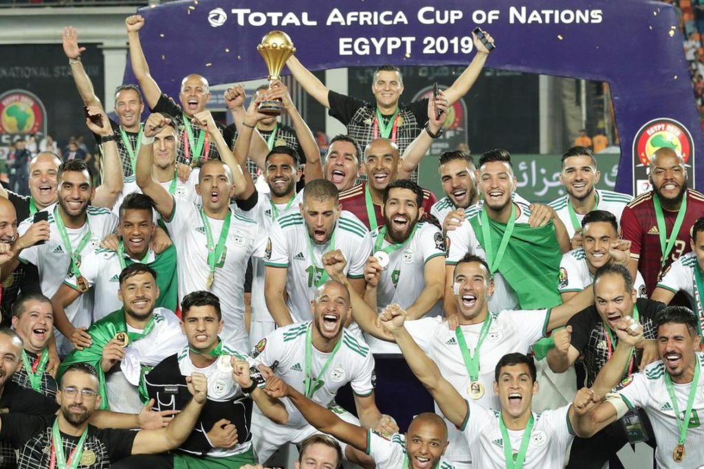Super Eagles,  Algeria Friendly To Hold Behind Closed Doors