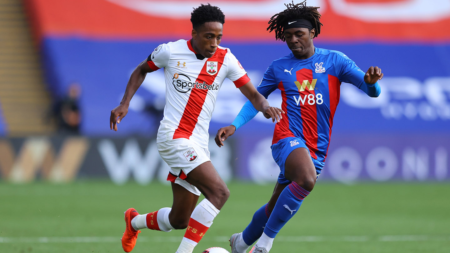 Hodgson: What Eze Brings To Crystal Palace Squad