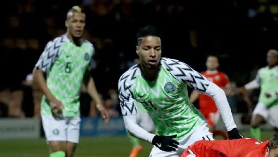 Ebuehi Replaces Ndidi In Super Eagles Squad For Algeria,  Tunisia Friendlies
