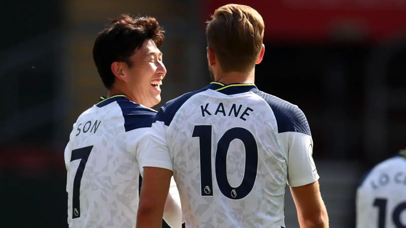 Premier League: Son Scores Four Goals As Spurs Beat Southampton