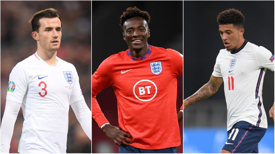 Sancho, Abraham Available For England Vs Belgium, Chilwell Waits On Covid-19 Tests