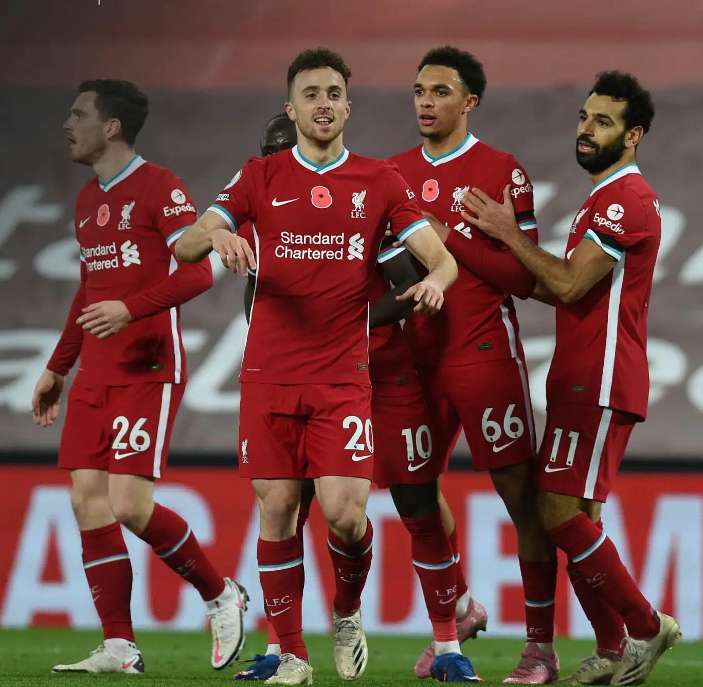 Premier League: Liverpool Overcome West Ham, Extend Unbeaten Home Run