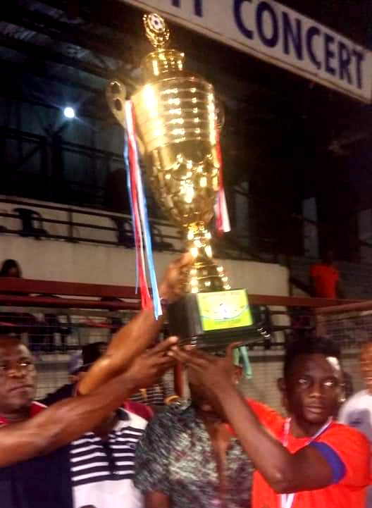 Second Governor Wike Pre-Season Tournament Holds In November