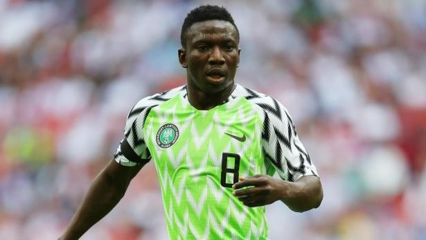 Etebo Out Of Super Eagles Friendly Games Against Algeria, Tunisia With Injury