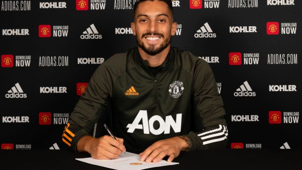Man United Sign Brazil Defender Telles From Porto On 4-Year Deal