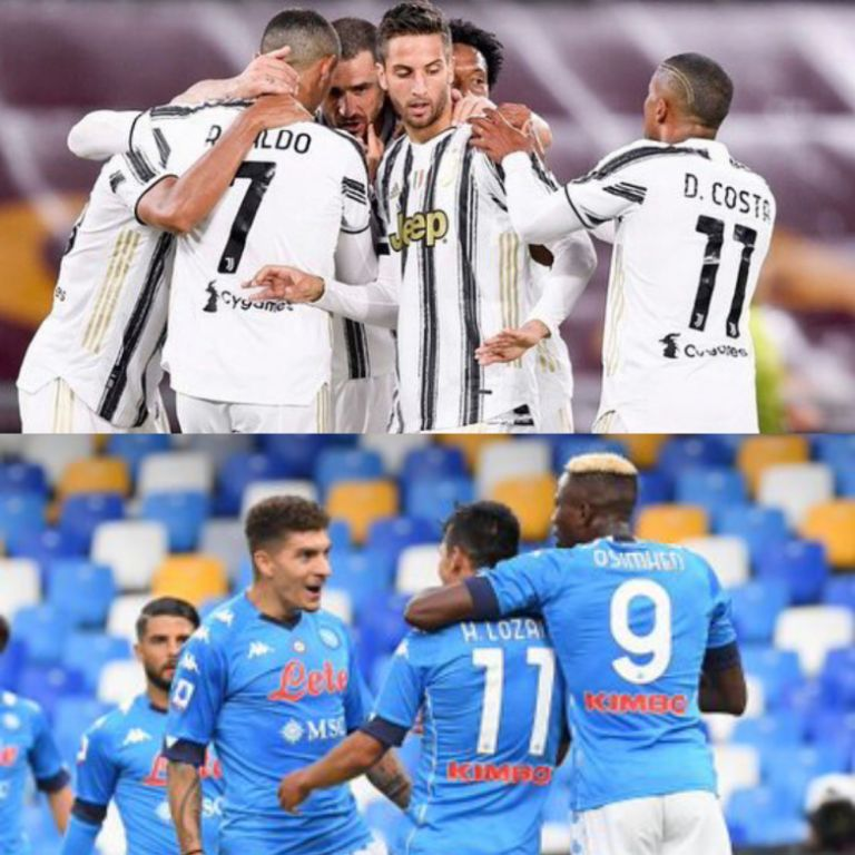Juventus Hope To Earn 3 Points, 3 Goals After Napoli Fail To Honour Serie A Match