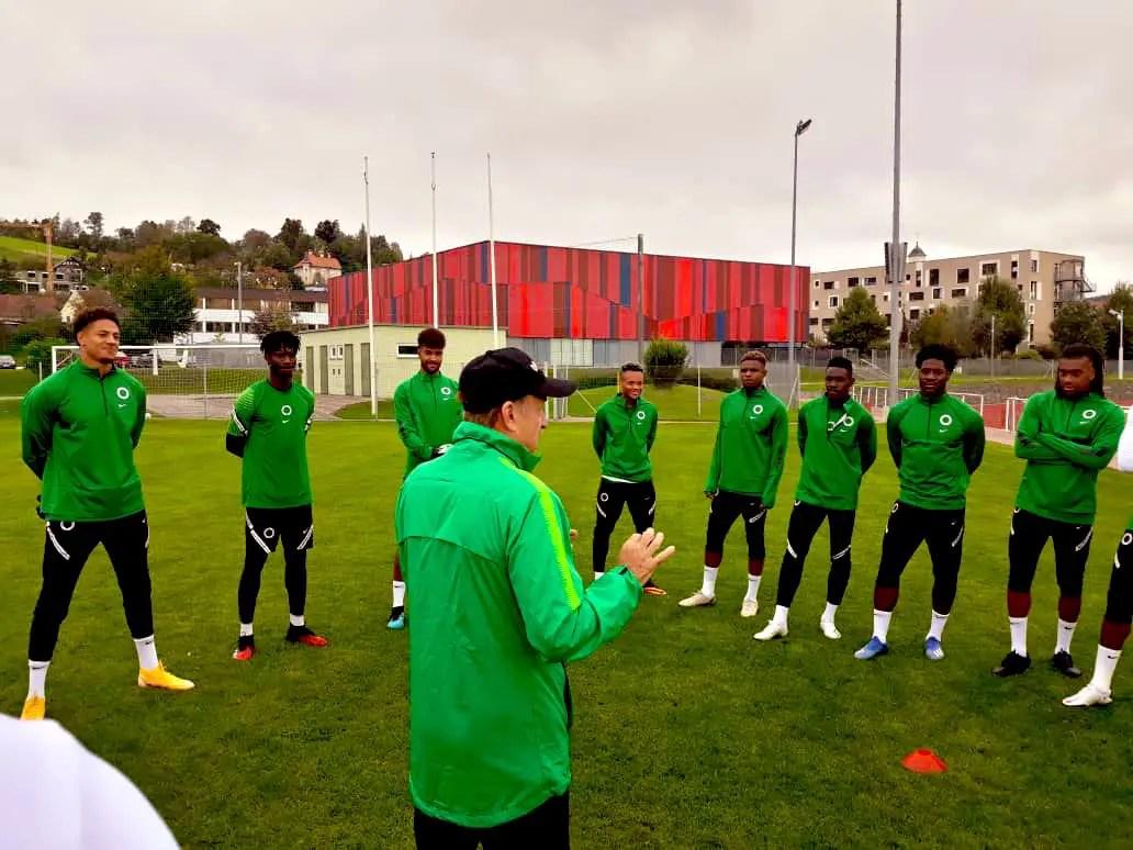 Super Eagles To Undergo Covid-19 Test Ahead Algeria Friendly