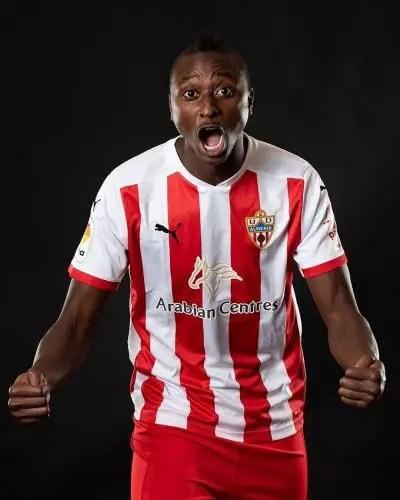 Sadiq Up For Segunda Division Player Of The Month Award