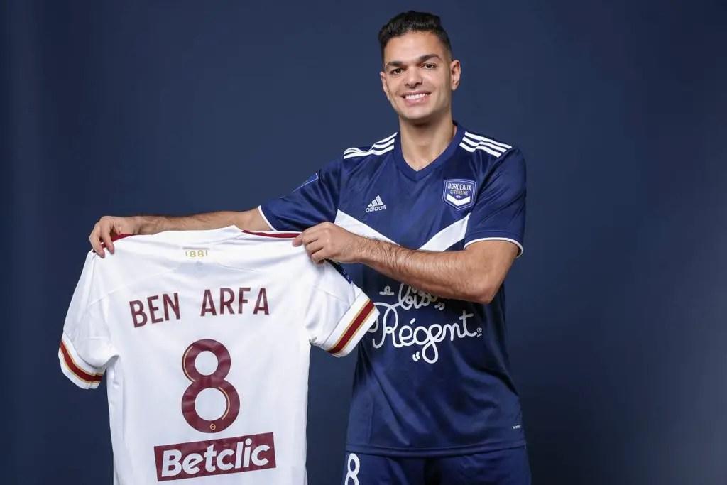 Ex-PSG Star Ben Arfa Joins Kalu, Maja At Bordeaux