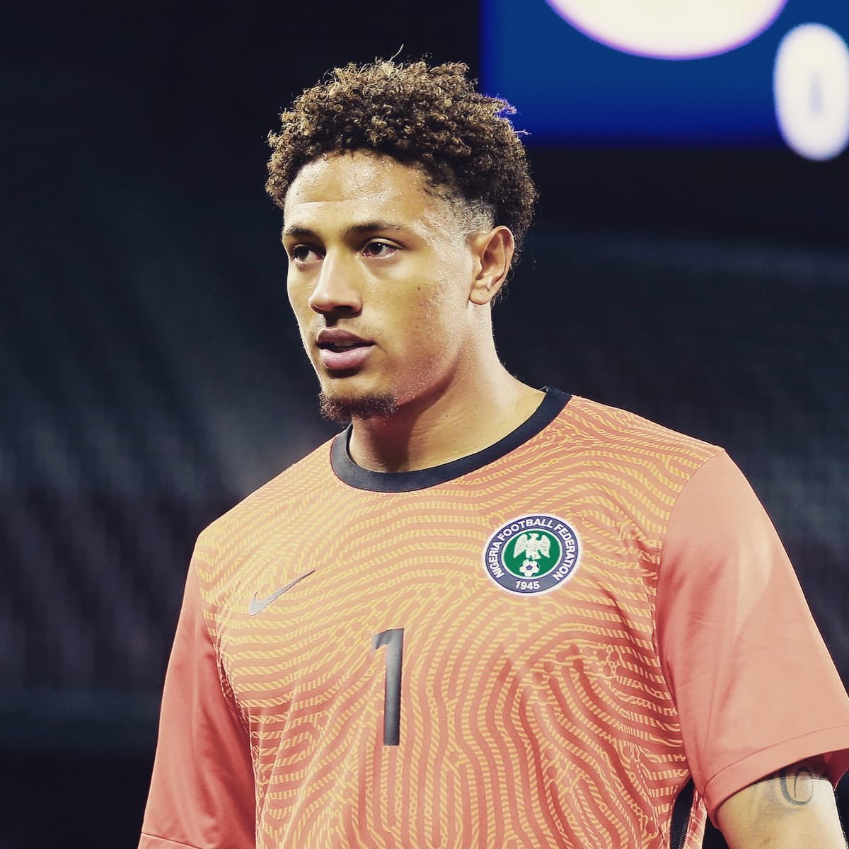 Okoye: Super Eagles Showed Great Fighting Spirit Vs Algeria