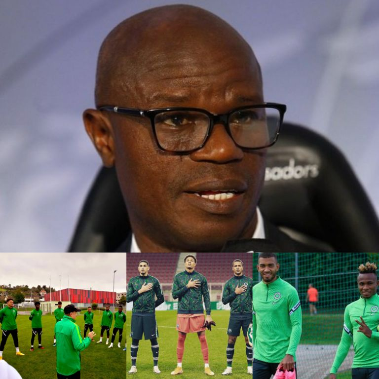 INTERVIEW – Adepoju: Eagles Shouldn't Lose Two Straight Games; Not Good For FIFA Ranking, Players' Psyche