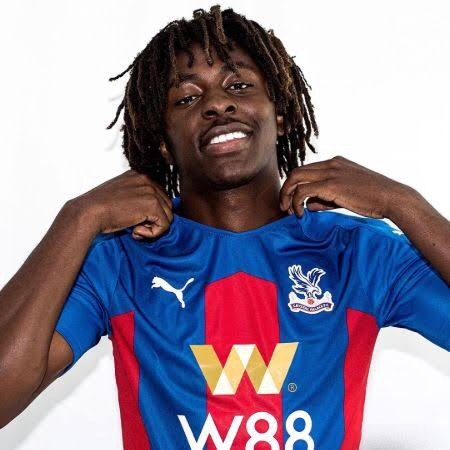 'He Gives Them Another Dimension'- Brighton Boss Potter Wary Of Palace New Boy Eze