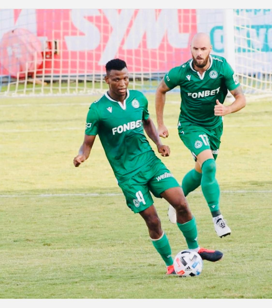 Abdullahi Relishes Winning Debut With Omonia  Nicosia