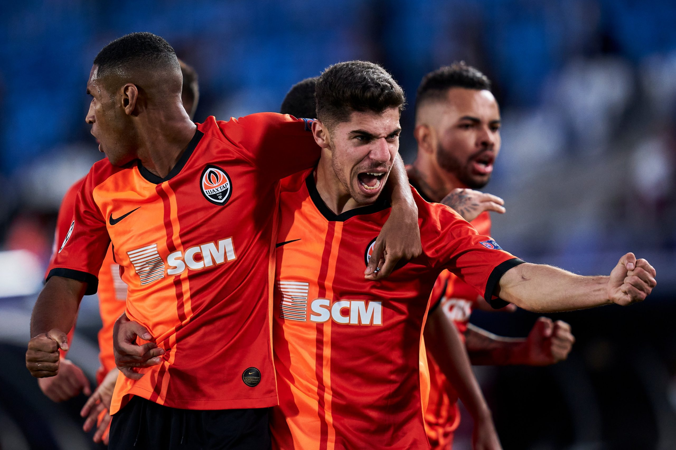 Shakhtar Claim Shock Win At Real Madrid In UCL Opener