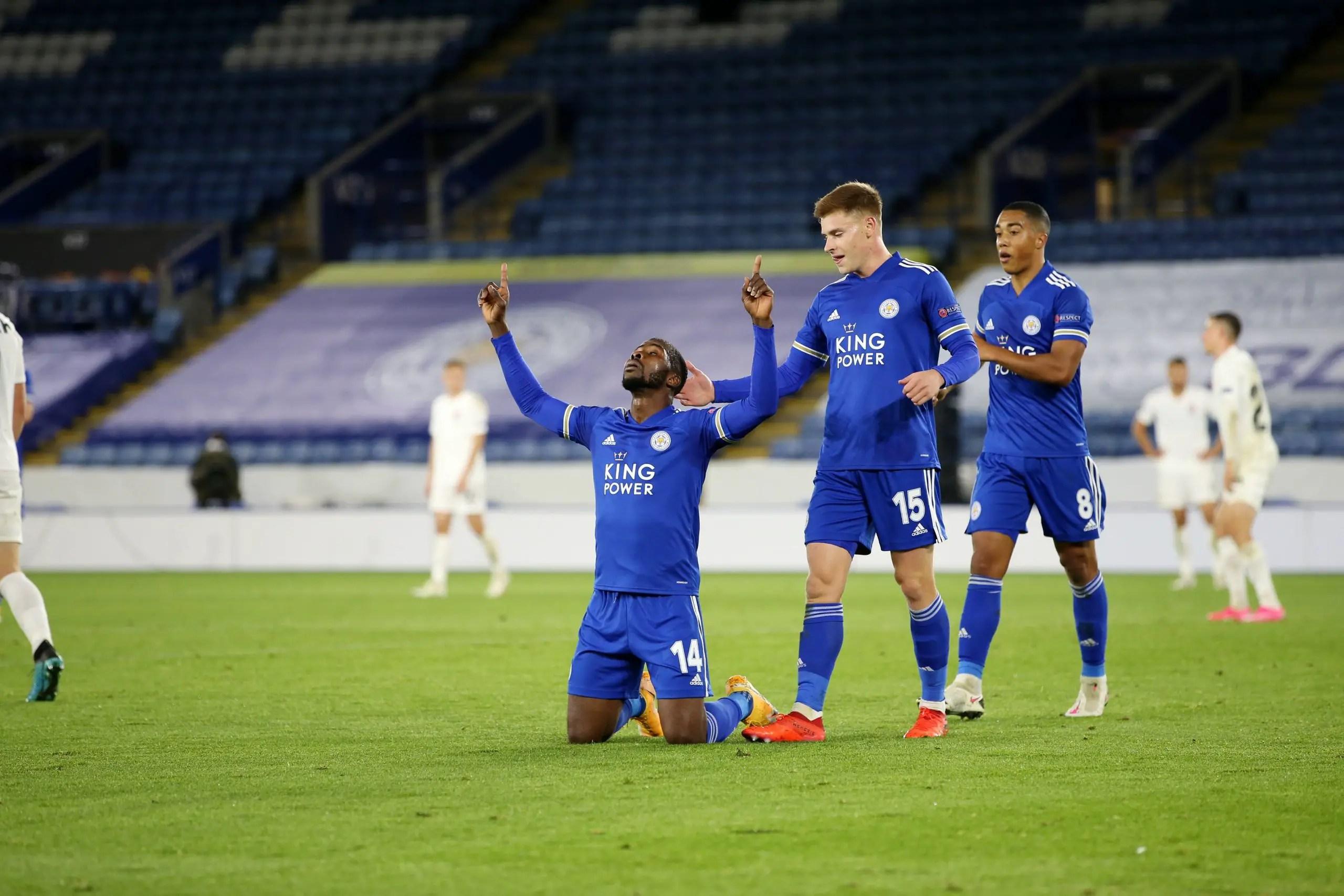 Iheanacho Hails Leicester City Europa League  Win Vs Zorya