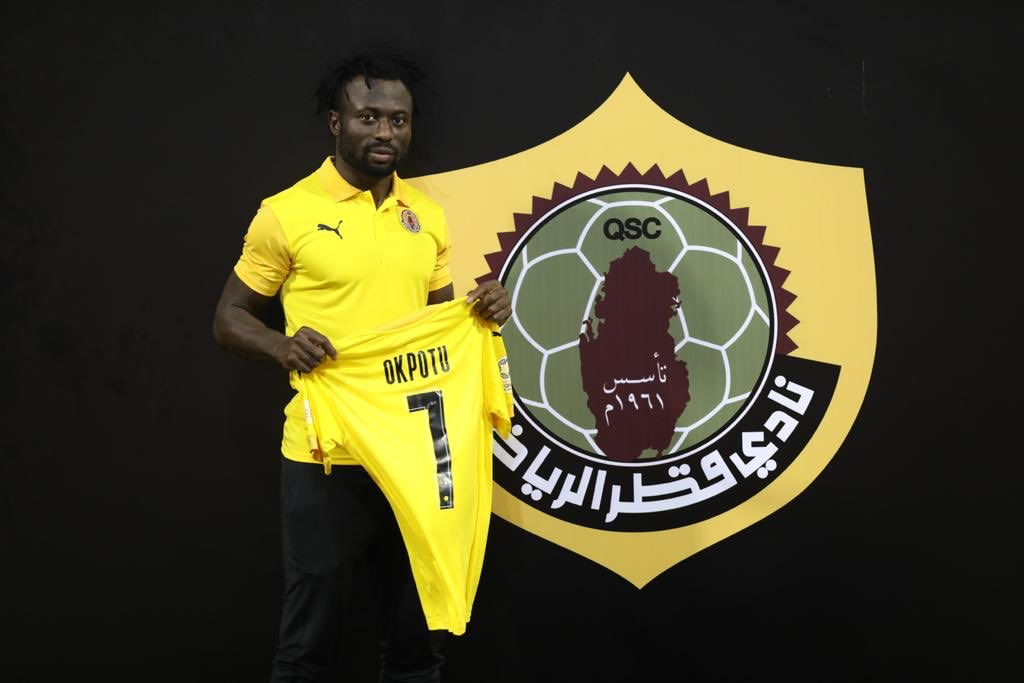 Okpoto Unveiled By Qatar SC After Sealing  Three-Year Deal