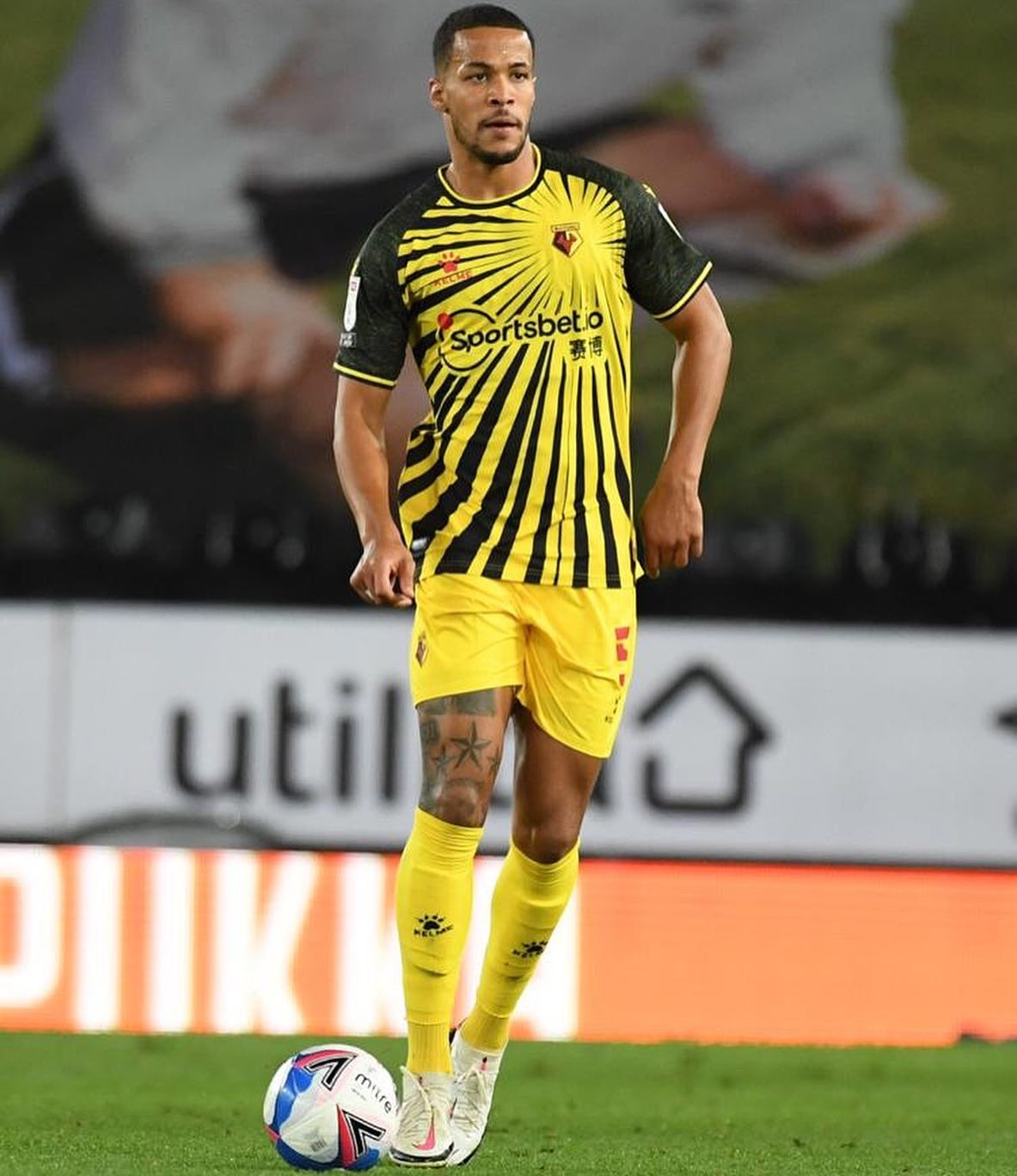 Troost-Ekong Voted Watford MOTM In Home Draw Vs Bournemouth