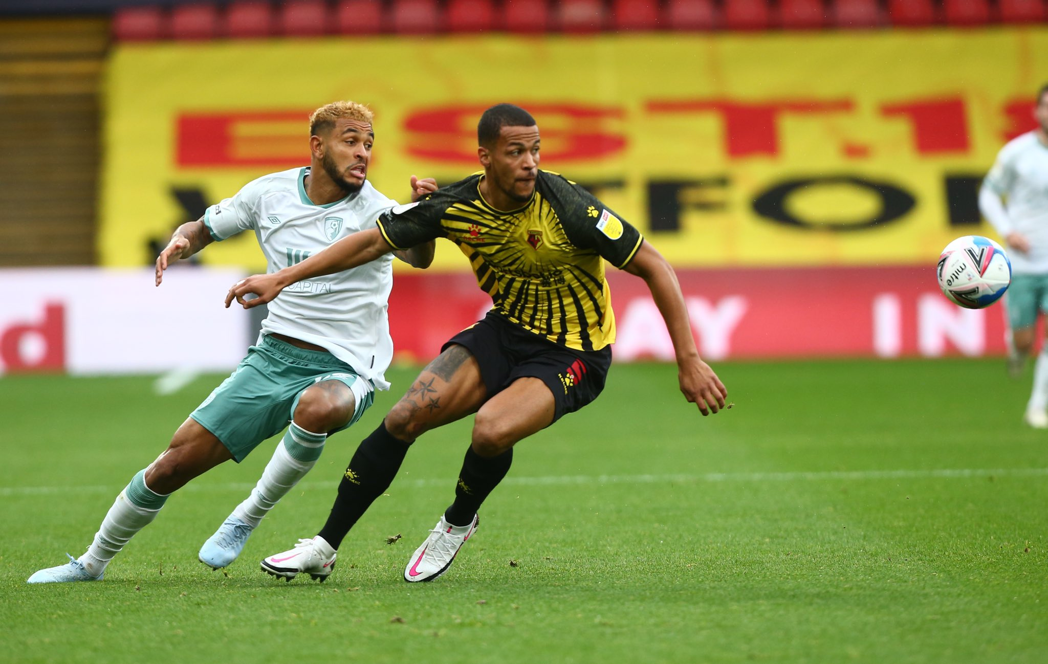 Troost-Ekong  Happy With  Watford Display In Draw Vs Bournemouth