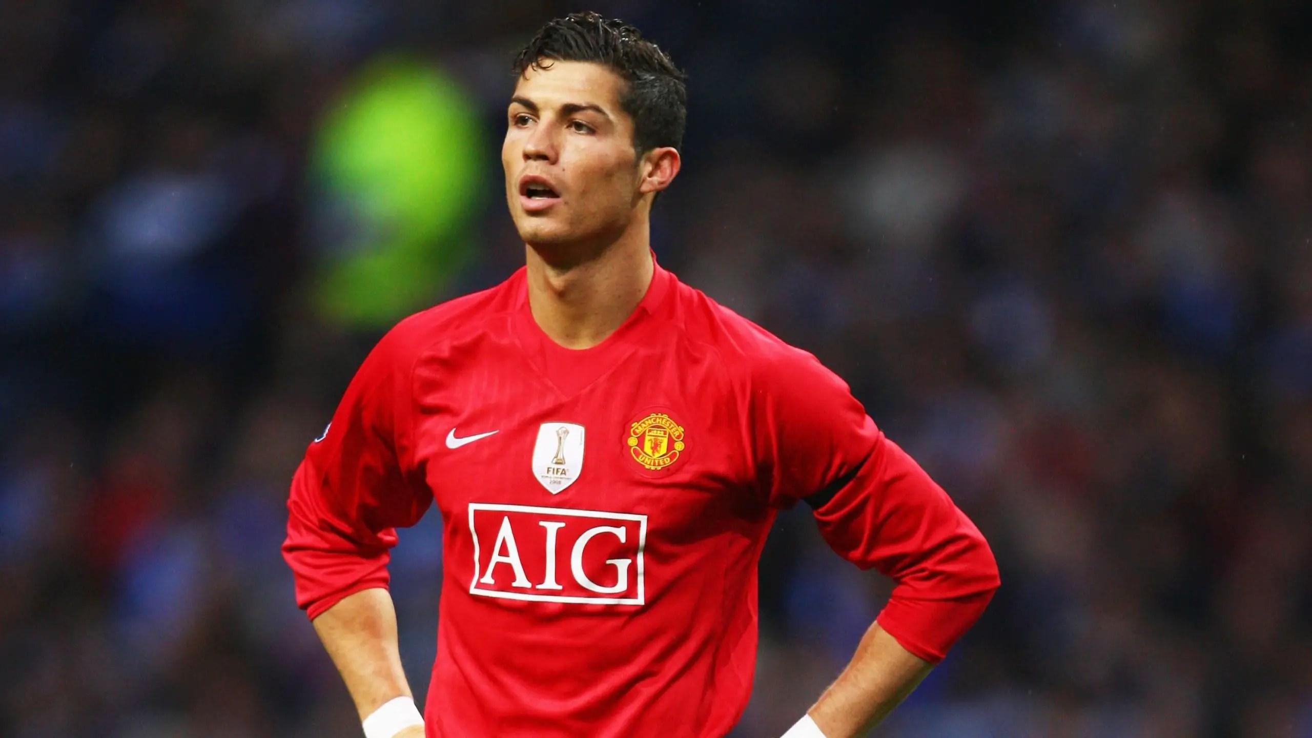 Wenger: How Man Utd Hijacked Arsenal Deal For Cristiano Ronaldo