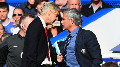 Mourinho: Why Wenger Didn't Include Me In His New Book