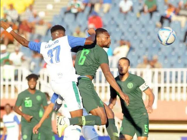 Nigeria vs Sierra Leone: West Brom Wish Ajayi Good Luck