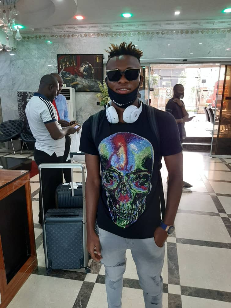 Excitement In Super Eagles' Camp As Chukwueze, Ejuke,  Onuachu Arrive For Sierra Leone