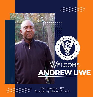 Vandrezzer FC Appoint Ex-Eagles Defender Andrew Uwe Academy Coach