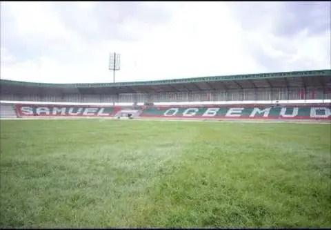 Obaseki: Fans Will Enjoy Watching Super Eagles Play In 'World Class' Benin Stadium