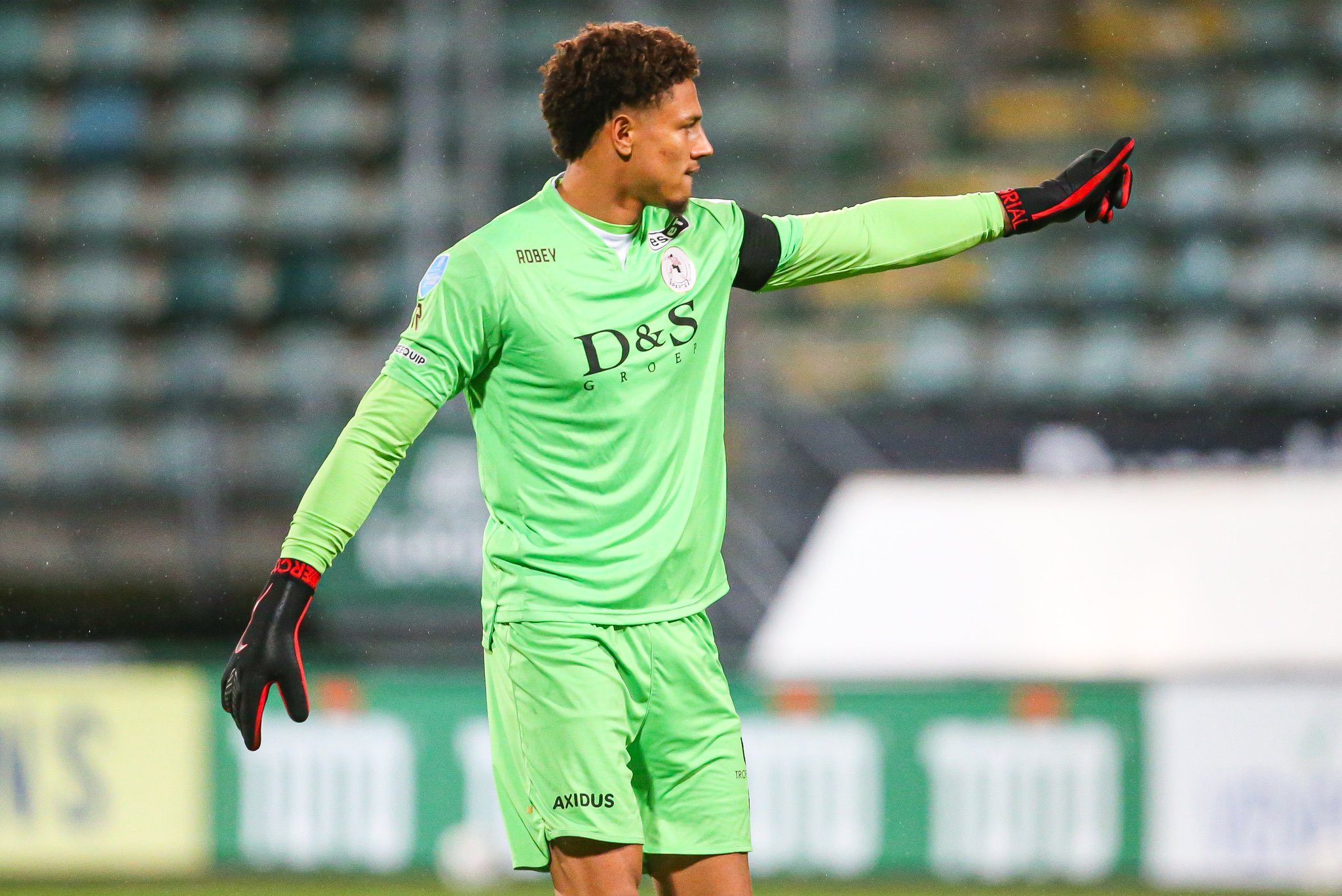 Eredivisie: Okoye In Goal As Struggling Sparta Rotterdam Suffer Defeat Again