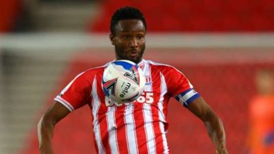 O'Neil Expects Mikel To Extend Stoke City Stay