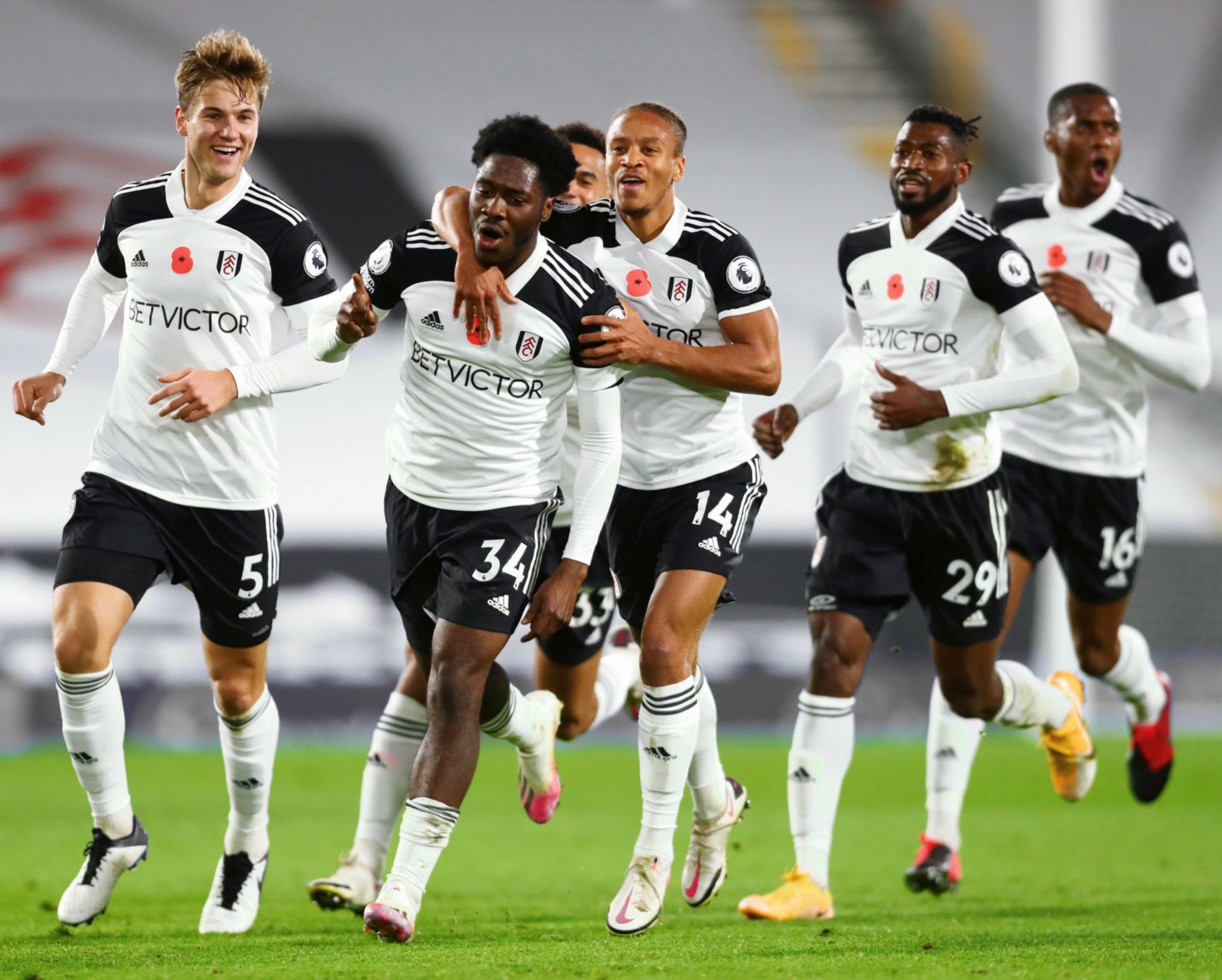 Aina Urges Fulham To Kick On After Impressive West Brom Win