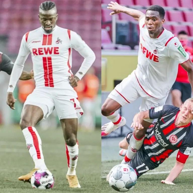 Arokodare Eyes First Bundesliga Start, Goal For Cologne; Ehizibue Targets Comeback