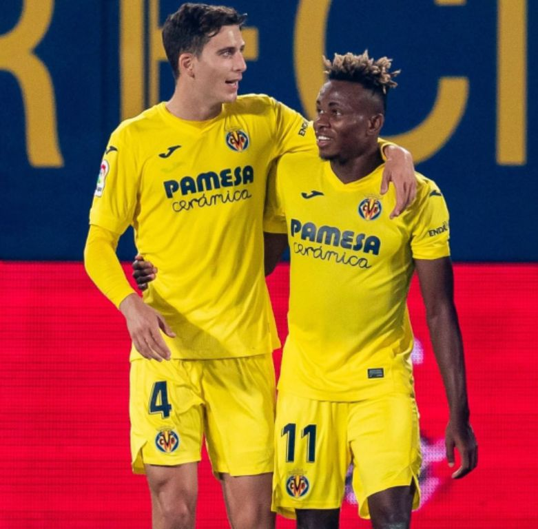 Villarreal Hail Chukwueze As 'Unstoppable' After Netting First Goal Of  Season