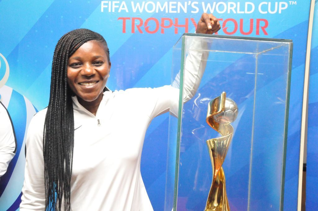 Maureen Mmadu: 'The First Lady' Of African Football Sets Out To Groom Girls