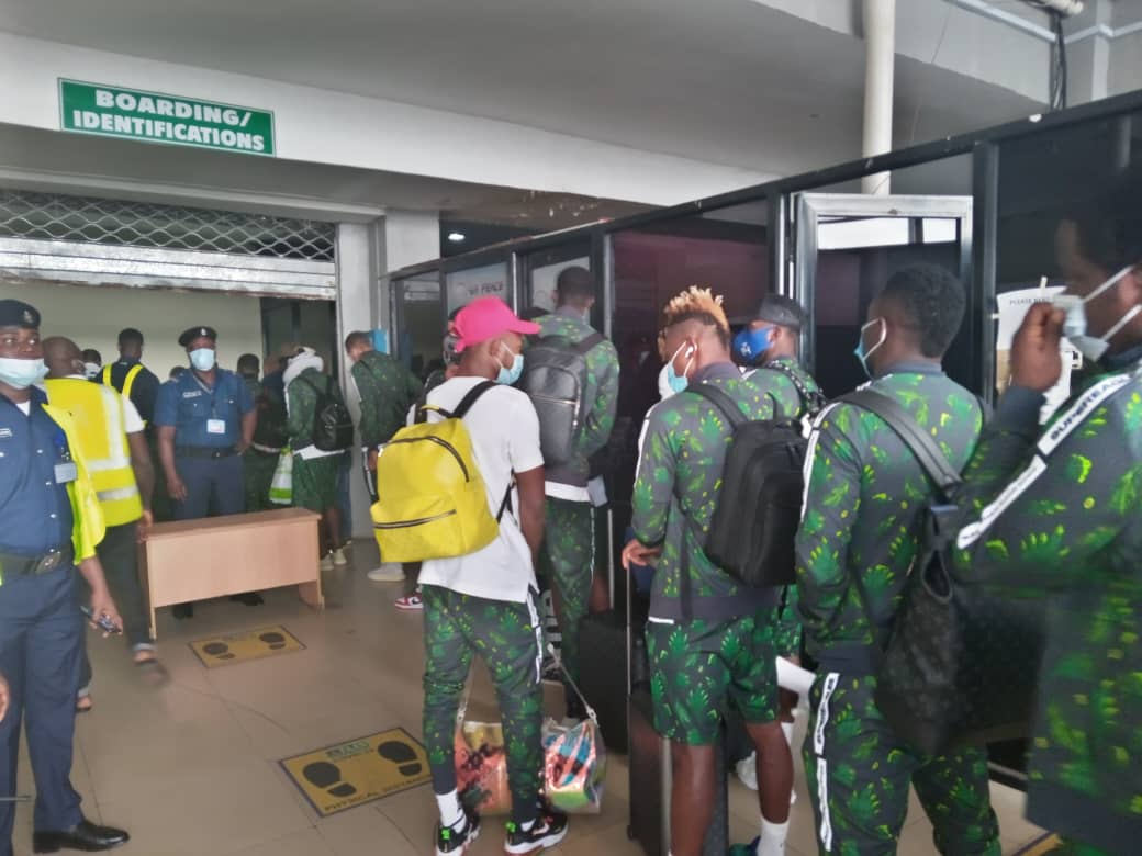 Chukwueze Confident Of Victory As Super Eagles Fly Out To Freetown