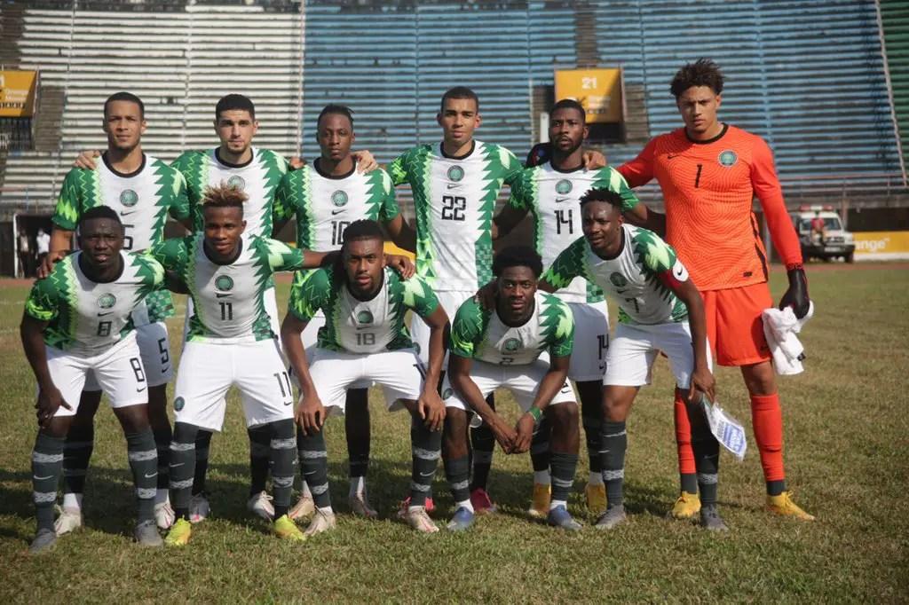ABOVE AVERAGE: Super Eagles' Rating Vs Sierra Leone In Freetown