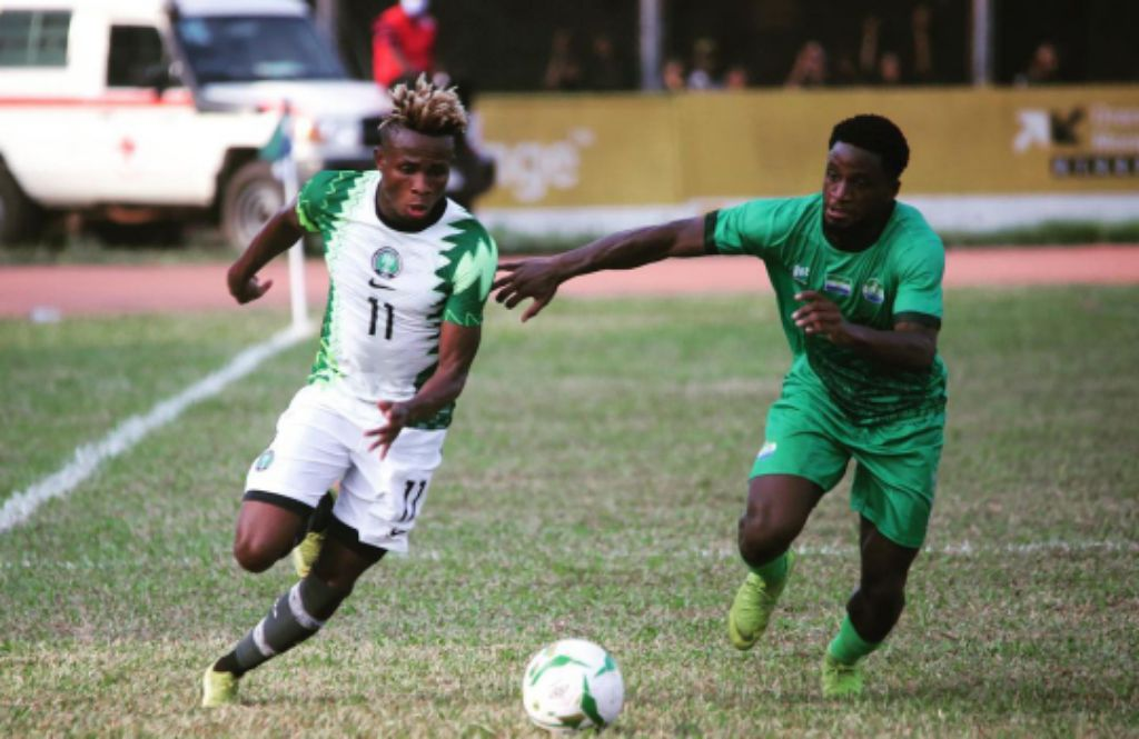 Dosu: Eagles Still Have Much Work To Do Ahead AFCON 2022