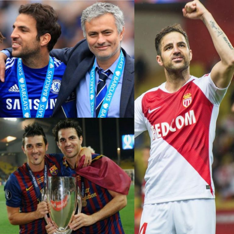 INTERVIEW – Fabregas On Friendship With Mourinho, Fallout With Guardiola; On Messi And Barca