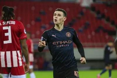 Champions League: Man City Through To Last 16