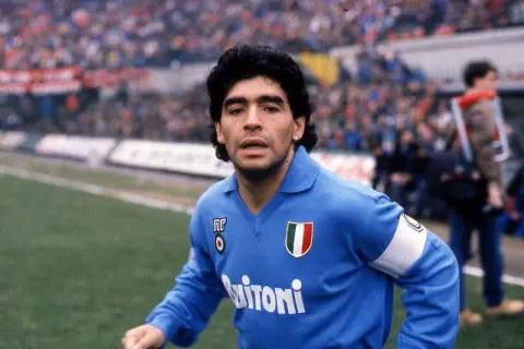 Police Investigating Maradona's Death