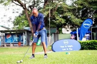 NIVEA Partners Ikeja Golf Club 2
