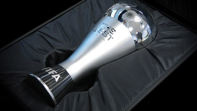 FIFA Best Awards To Hold 17 December