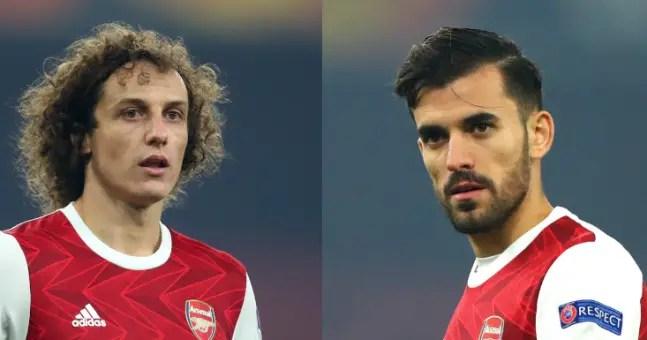 Arsenal Stars Luiz, Ceballos Involved In Training Ground Bust-Up