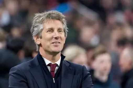 Man United Legend Van Der Sar Set To replace Edu As Arsenal's Technical Director